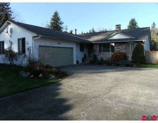 Photo 1: 5917 KILDARE Place in Surrey: Sullivan Station House for sale : MLS®# F2908669
