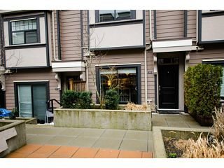 Photo 13: # 113 828 ROYAL AV in New Westminster: Downtown NW Condo for sale : MLS®# V1106214
