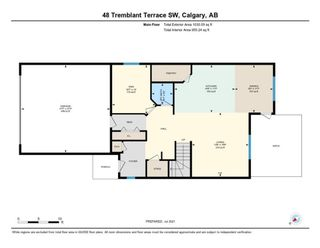 Photo 49: 48 Tremblant Terrace SW in Calgary: Springbank Hill Detached for sale : MLS®# A1131887