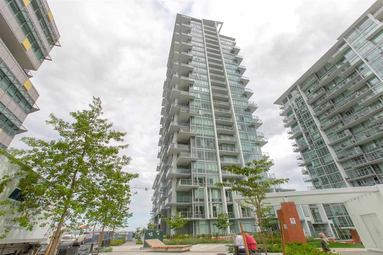 """Main Photo: 1401 258 NELSON'S Court in New Westminster: Sapperton Condo for sale in """"THE COLUMBIA"""" : MLS®# R2594061"""