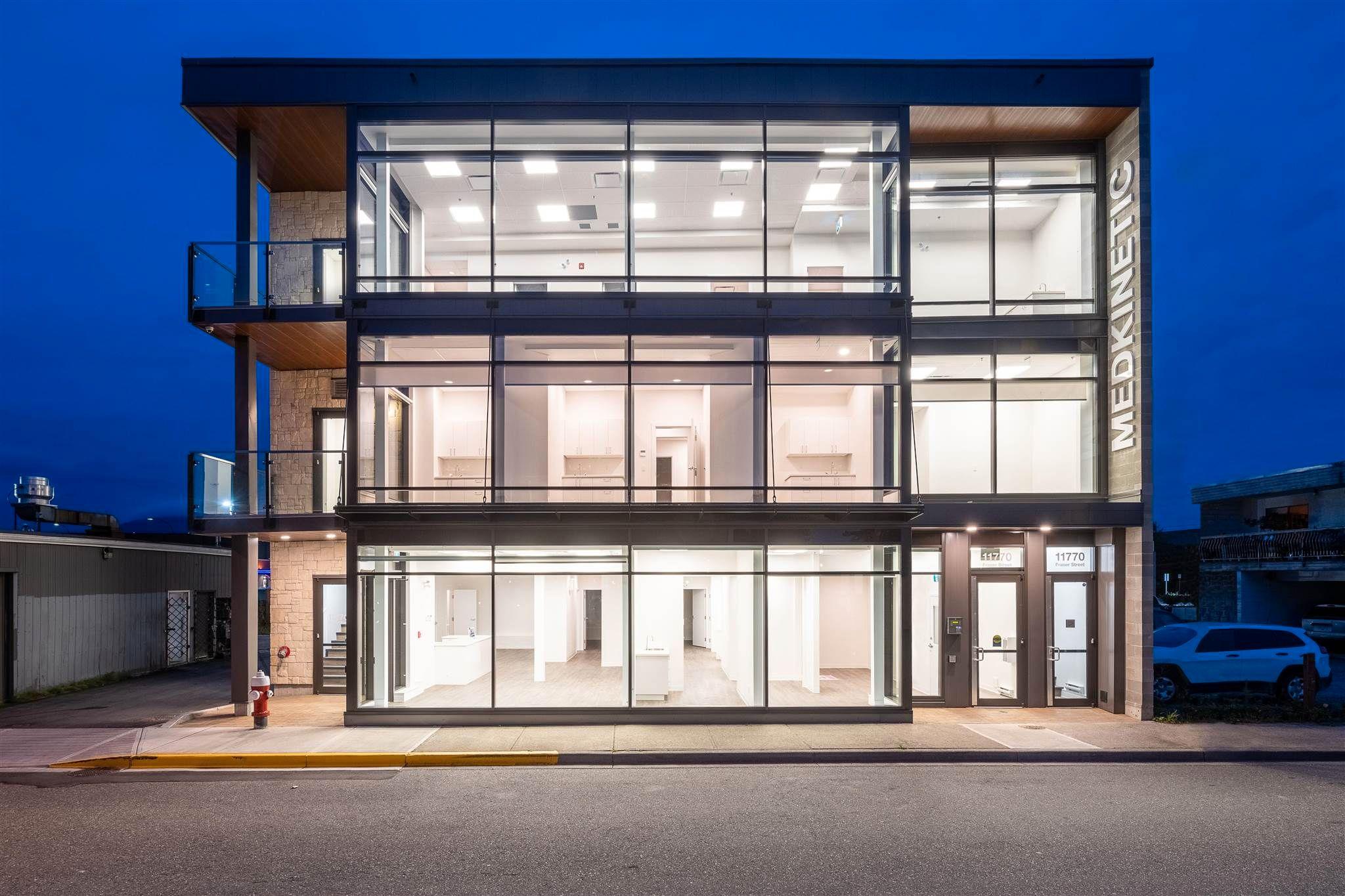 Main Photo: 200 11770 FRASER STREET in Maple Ridge: East Central Office for lease : MLS®# C8039578