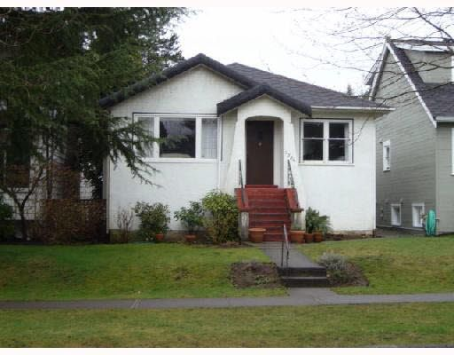 Main Photo: 4534 W 14TH AVENUE in : Point Grey House for sale : MLS®# V695509