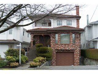 Photo 1: 6658 RANDOLPH Avenue in Burnaby: Upper Deer Lake House for sale (Burnaby South)  : MLS®# V1068822