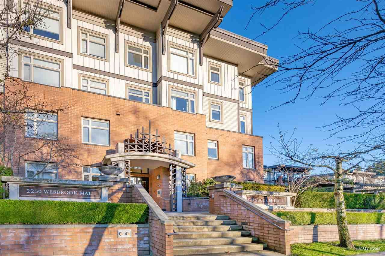 Main Photo: 406 2250 WESBROOK MALL in Vancouver: University VW Condo for sale (Vancouver West)  : MLS®# R2525411