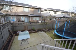 """Photo 19: 6 12311 NO 2 Road in Richmond: Steveston South Townhouse for sale in """"Fairwind"""" : MLS®# R2135138"""