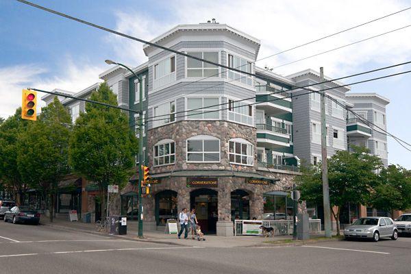 Main Photo: 222 2680 W 4TH AVENUE in : Kitsilano Condo for sale : MLS®# V1137470