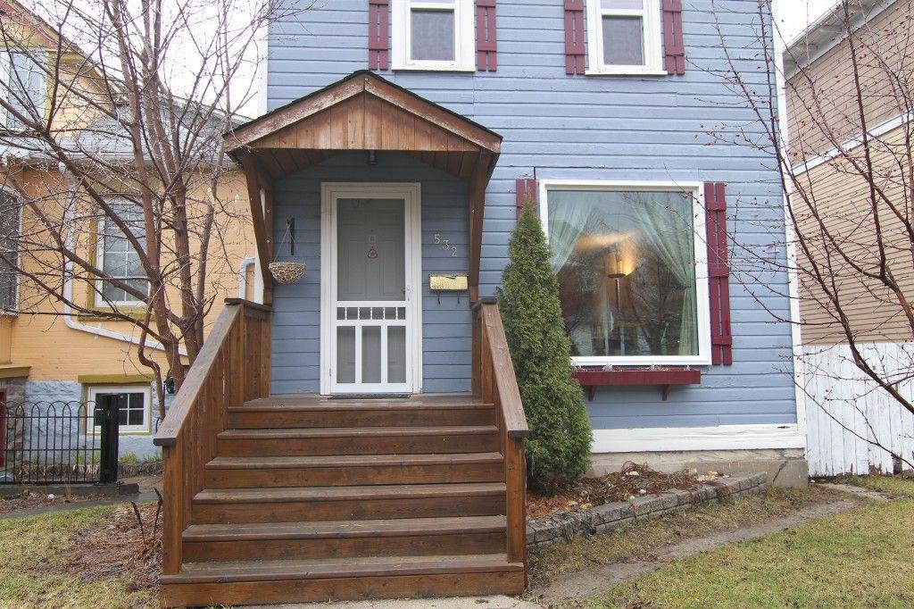Photo 34: Photos: 532 Telfer Street South in Winnipeg: Wolseley Single Family Detached for sale (West Winnipeg)  : MLS®# 1307814