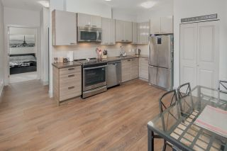 """Photo 4: 210 6875 DUNBLANE Avenue in Burnaby: Metrotown Condo for sale in """"SUBORA Living in Metrotown"""" (Burnaby South)  : MLS®# R2216265"""