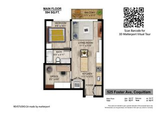 """Photo 34: 1101 525 FOSTER Avenue in Coquitlam: Coquitlam West Condo for sale in """"LOUGHEED HEIGHTS 2"""" : MLS®# R2612425"""
