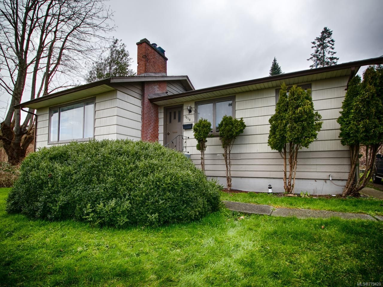 Main Photo: 1510 S Island Hwy in CAMPBELL RIVER: CR Campbell River Central House for sale (Campbell River)  : MLS®# 779420