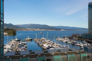 "Photo 1: 803 590 NICOLA Street in Vancouver: Coal Harbour Condo for sale in ""CASCINA"" (Vancouver West)  : MLS®# R2045601"