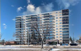 Photo 1: 701 1305 Grant Avenue in Winnipeg: River Heights Condominium for sale (1D)  : MLS®# 202106528