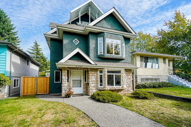 FEATURED LISTING: 6380 ARLINGTON Street Vancouver