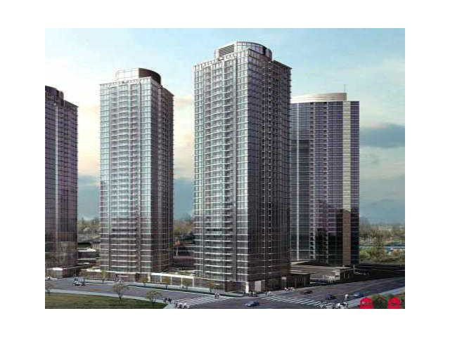 """Main Photo: 603 13688 100TH Avenue in Surrey: Whalley Condo for sale in """"PARK PLACE 1"""" (North Surrey)  : MLS®# F1438132"""