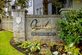 """Photo 34: 48 2200 PANORAMA Drive in Port Moody: Heritage Woods PM Townhouse for sale in """"Quest"""" : MLS®# R2624991"""