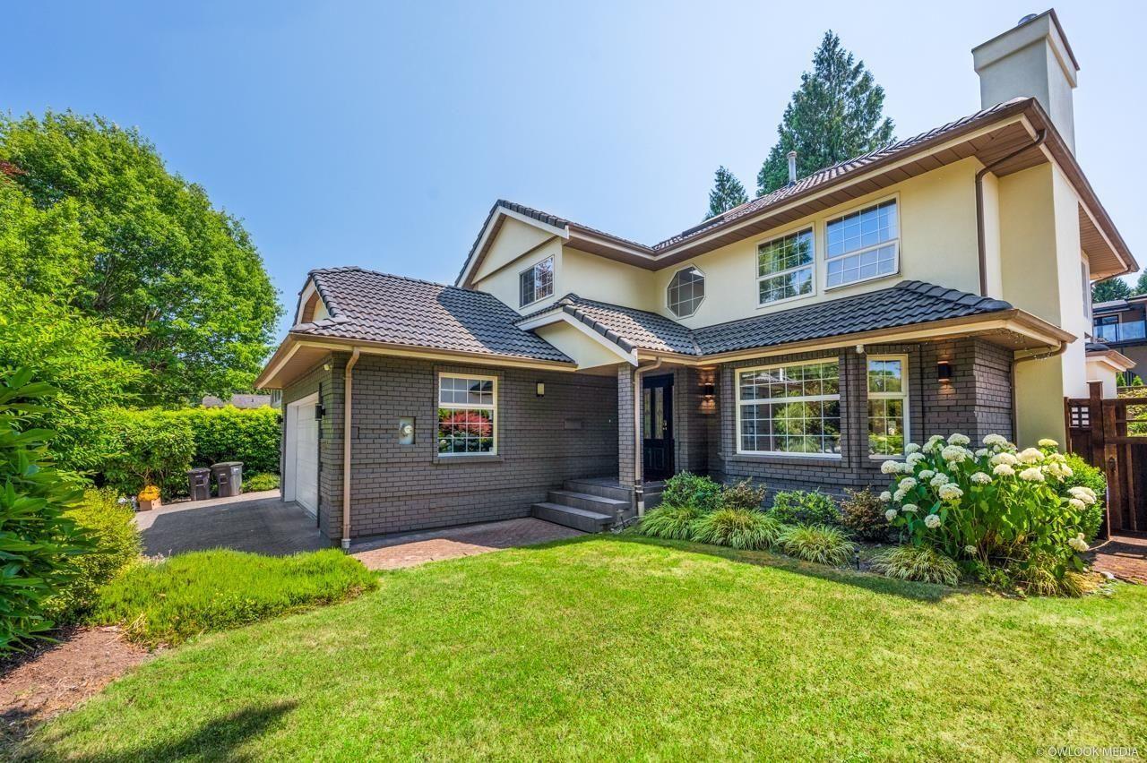 Main Photo: 5387 RUGBY Street in Burnaby: Deer Lake House for sale (Burnaby South)  : MLS®# R2620350