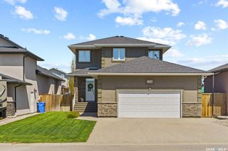 Photo 1: 7218 MAPLE VISTA Drive in Regina: Maple Ridge Residential for sale : MLS®# SK855562