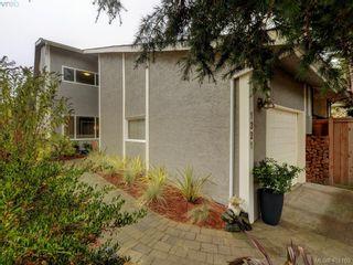 Photo 1: 1321 Pembroke St in VICTORIA: Vi Fernwood Half Duplex for sale (Victoria)  : MLS®# 800491