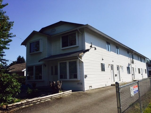 Main Photo: 3 9376 HAZEL STREET in Chilliwack: Chilliwack E Young-Yale Townhouse for sale : MLS®# R2145364