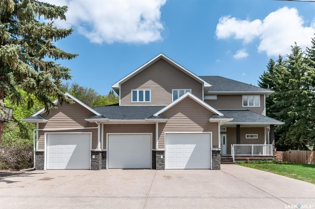 Main Photo: 507 Routledge Street in Indian Head: Residential for sale : MLS®# SK856223