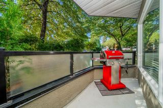 """Photo 18: 101 175 W 4TH Street in North Vancouver: Lower Lonsdale Condo for sale in """"Admiralty Court"""" : MLS®# R2606059"""