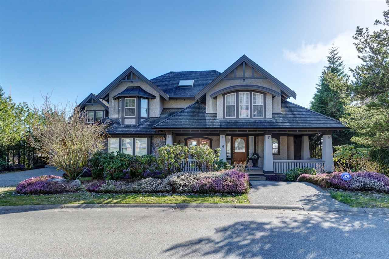 """Main Photo: 6 KINGSWOOD Court in Port Moody: Heritage Woods PM House for sale in """"The Estates by Parklane Homes"""" : MLS®# R2529620"""