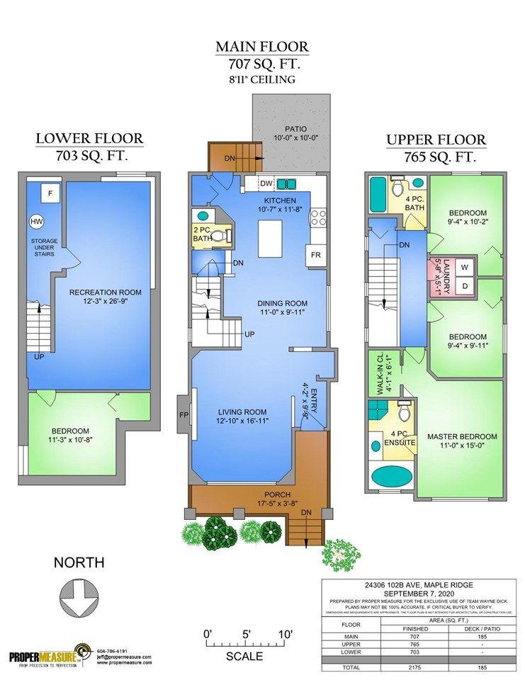 Photo 21: Photos: 24306 102B Avenue in Maple Ridge: Albion House for sale : MLS®# R2498552