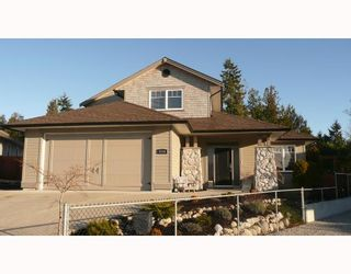 "Photo 1: 4718 TAMARACK Place in Sechelt: Sechelt District House for sale in ""DAVIS BAY"" (Sunshine Coast)  : MLS®# V687709"