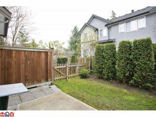 Photo 8: 51 12677 63RD Avenue in Surrey: Panorama Ridge Condo for sale : MLS®# F1209815
