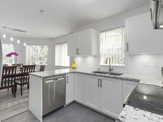 """Photo 7: 108 1200 EASTWOOD Street in Coquitlam: North Coquitlam Condo for sale in """"LAKESIDE TERRACE"""" : MLS®# R2466564"""