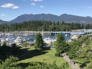 Photo 1: 603 1680 BAYSHORE DRIVE in Vancouver: Coal Harbour Condo for sale (Vancouver West)  : MLS®# R2294621