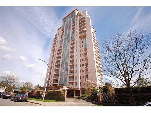 Main Photo: # 1006 612 FIFTH AV in New Westminster: Uptown NW Condo for sale : MLS®# V1046980