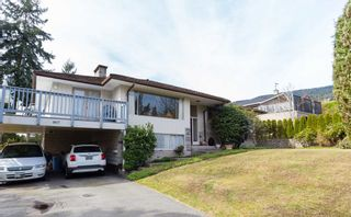 Photo 3: 1708 ST. DENIS ROAD in West Vancouver: Ambleside House for sale : MLS®# R2050310