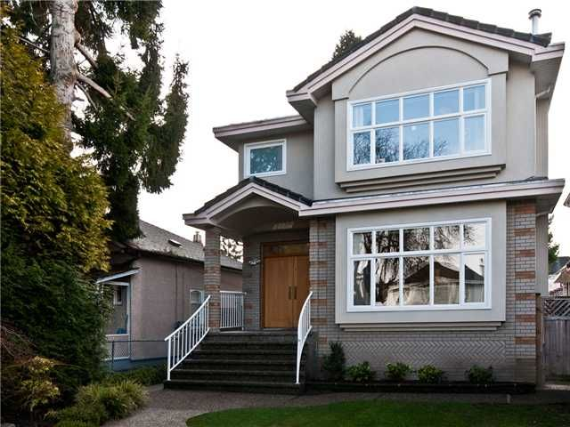Main Photo: 2728 W 22ND Avenue in Vancouver: Arbutus House for sale (Vancouver West)  : MLS®# V928511