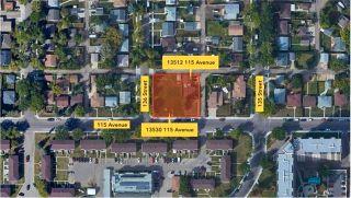 Photo 1: 13530/13512 115 Avenue in Edmonton: Zone 07 Land Commercial for sale : MLS®# E4260050