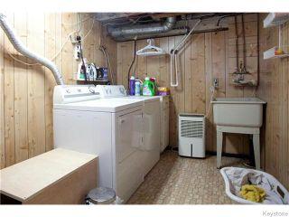 Photo 14: 307 Truro Street in Winnipeg: Deer Lodge Residential for sale (5E)  : MLS®# 1625691