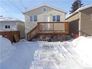 Photo 17: 401 Kensington Street in Winnipeg: St James Residential for sale (5E)  : MLS®# 1702662