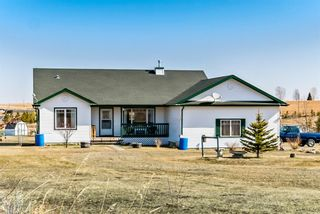 Main Photo: 42064 274 Avenue W: Rural Foothills County Detached for sale : MLS®# A1088132