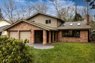 Main Photo: 4211 Lynnfield Cres in : SE Mt Doug House for sale (Saanich East)  : MLS®# 865959
