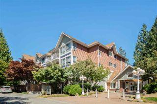 "Photo 1: 412 9688 148 Street in Surrey: Guildford Condo for sale in ""Hartford Woods"" (North Surrey)  : MLS®# R2506873"