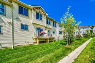 Photo 21: 298 SUNSET Point: Cochrane Row/Townhouse for sale : MLS®# A1033505
