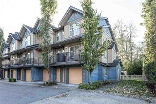 """Photo 1: 22 7121 192 Street in Surrey: Clayton Townhouse for sale in """"Allegro"""" (Cloverdale)  : MLS®# R2510383"""