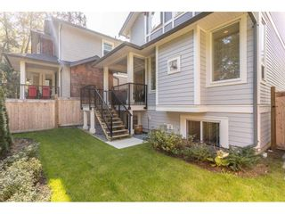 """Photo 36: 109 8217 204B Street in Langley: Willoughby Heights Townhouse for sale in """"Ironwood"""" : MLS®# R2505195"""