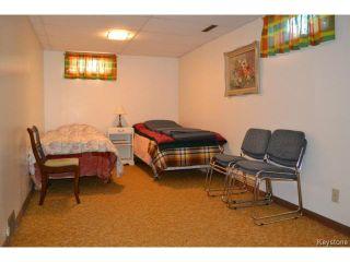 Photo 12: 67 Wordsworth Way in WINNIPEG: Westwood / Crestview Residential for sale (West Winnipeg)  : MLS®# 1319071