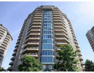 """Photo 1: 801 1235 QUAYSIDE Drive in New_Westminster: Quay Condo for sale in """"THE RIVIERA"""" (New Westminster)  : MLS®# V635922"""