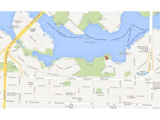 """Photo 2: 852 GREENCHAIN in Vancouver: False Creek Townhouse for sale in """"HEATHER POINT"""" (Vancouver West)  : MLS®# V1019589"""