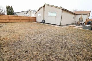 Photo 31: 19 Birchlynn Bay in Winnipeg: Garden Grove Residential for sale (4K)  : MLS®# 202106295