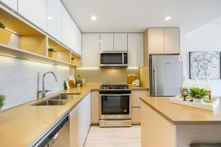 Photo 2: 1507 8850 UNIVERSITY CRESCENT in Burnaby: Simon Fraser Univer. Condo for sale (Burnaby North)  : MLS®# R2416972