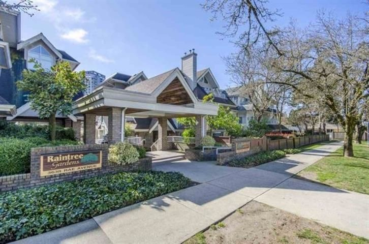"""Main Photo: 107 3638 RAE Avenue in Vancouver: Collingwood VE Condo for sale in """"Raintree Gardens"""" (Vancouver East)  : MLS®# R2594656"""