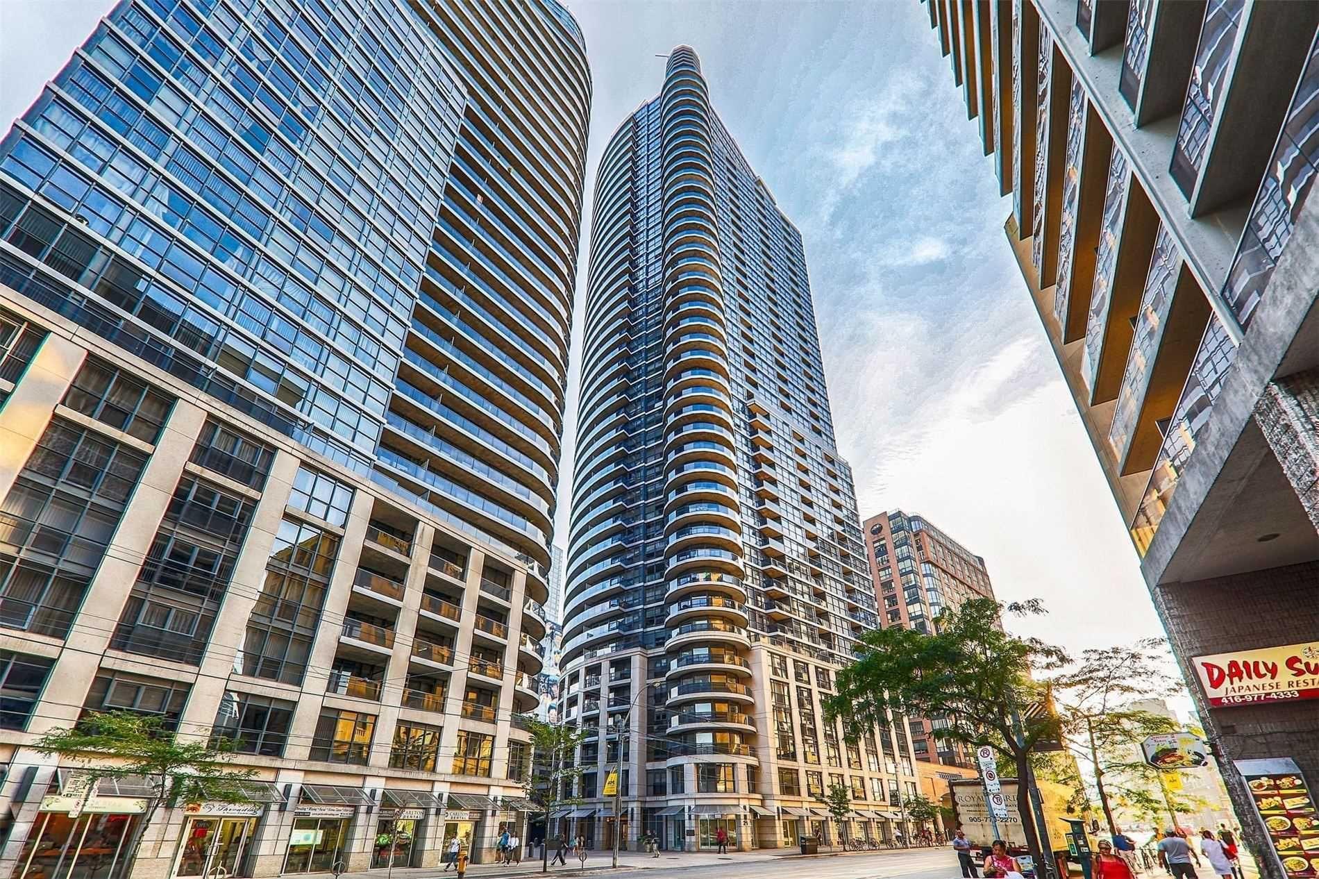 Main Photo: 2210 21 Carlton Street in Toronto: Church-Yonge Corridor Condo for lease (Toronto C08)  : MLS®# C5292049